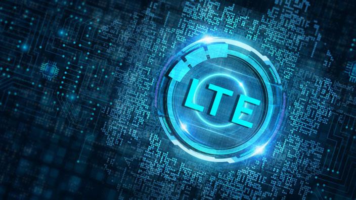 réseau lte