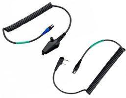 cable pour casque peltor 3M Peltor